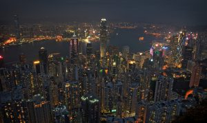 The Peak Circle Walk, Hong Kong