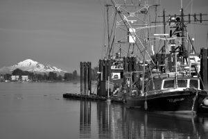 Steveston Fisherman's Wharf