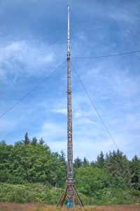 world largest totem pole in the world, Alert Bay