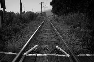 Rail road track