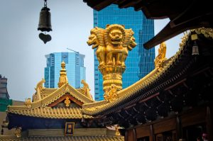 The Jing'an Temple