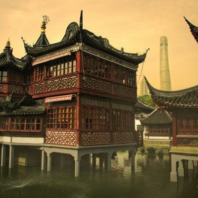 Temples & Castles
