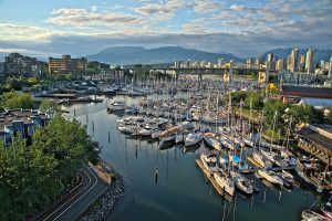 Grandville Island, Vancouver