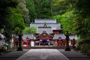 Kirishima-Jingu Shrine