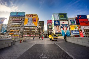 Dotonbori, Osaka